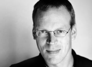 Fredrik Hed, moderator, medicinjournalist