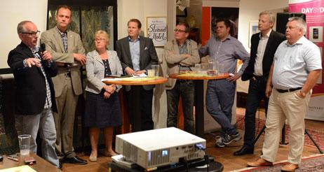 Behöver du en moderator i Almedalen i sommar?